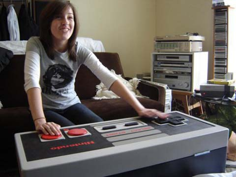 Play 8 Bit Nintendo With Your Coffee Table BROCCOLICITYCOM