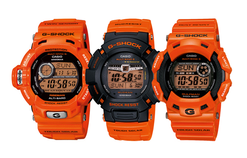 casio - GULFMAN CASIO Casio-gshock-men-orange-1