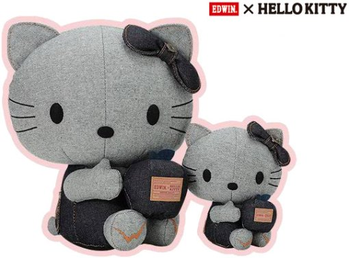 edwin-hello-kitty-denim-dolls