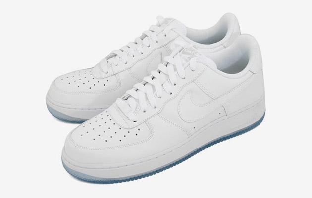 Nike Force 1 White