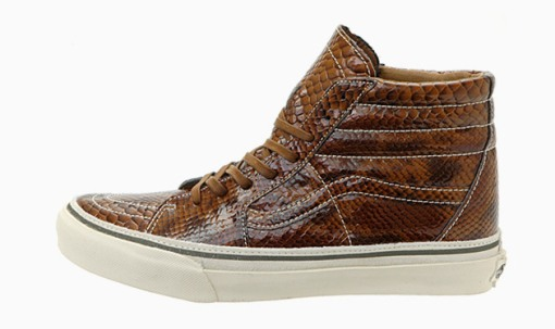 Suede High Top Shoes With Wool Liner