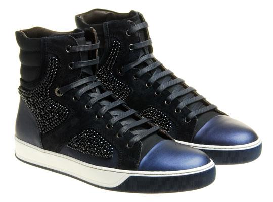 Lanvin High Top Shoes