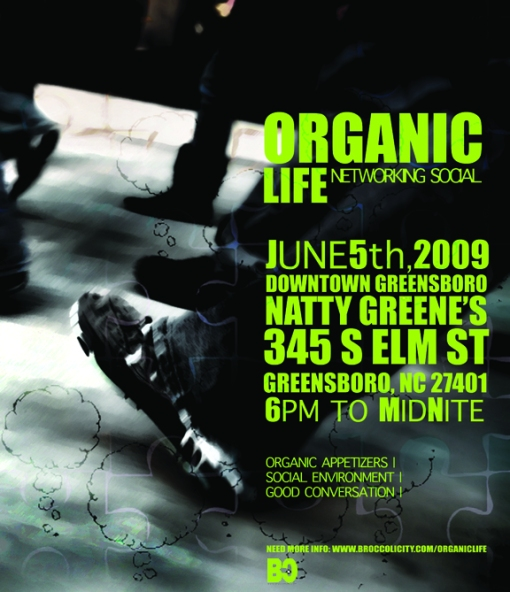 June 5th, 2009 | Natty Greene's (Downtown Greensboro)