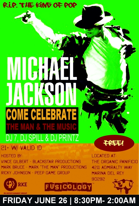 MJ BC Party