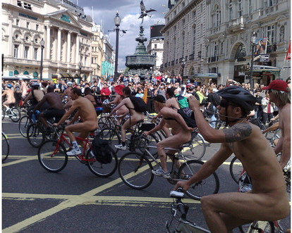 World-Naked-Bike-Ride-London