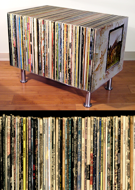 albumsidetable