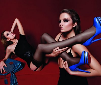 Cesare Paciotti Fall Winter Campaign by Mario Sorrenti 00