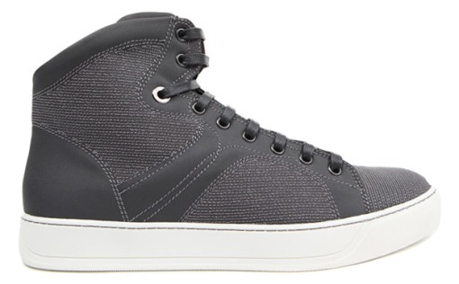 lanvin-grey-canvas-high-top-sneakers-1